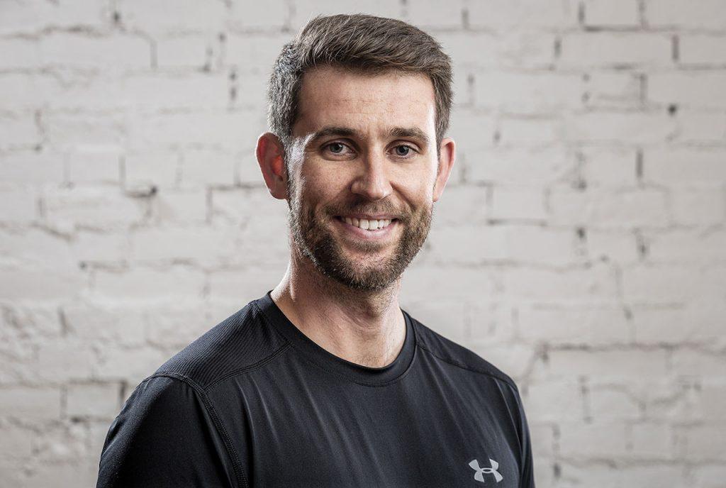 Ben Cuthbert is one of our personal trainers in peterborough
