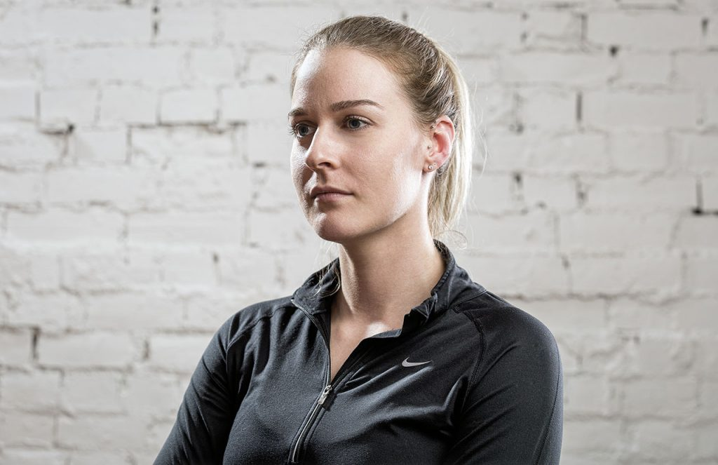 Tori Cuthbert is one of our sports rehabilitators in peterborough