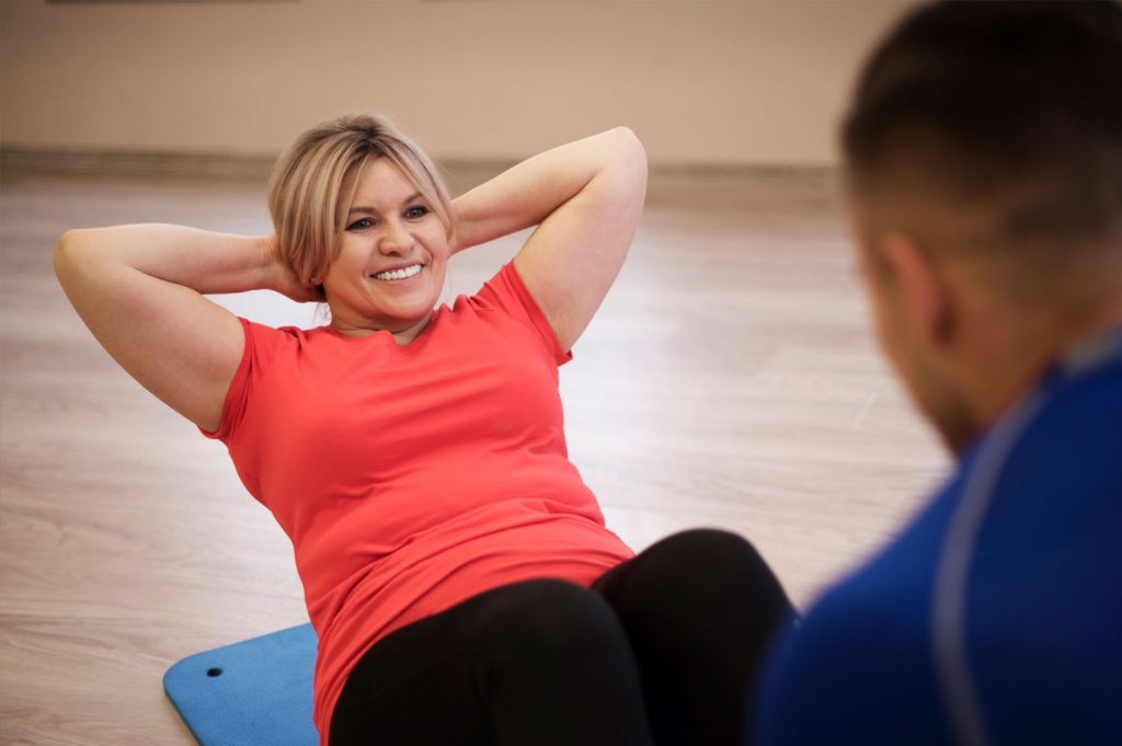 Be You offer a variety of one-to-one fitness sessions in Peterborough