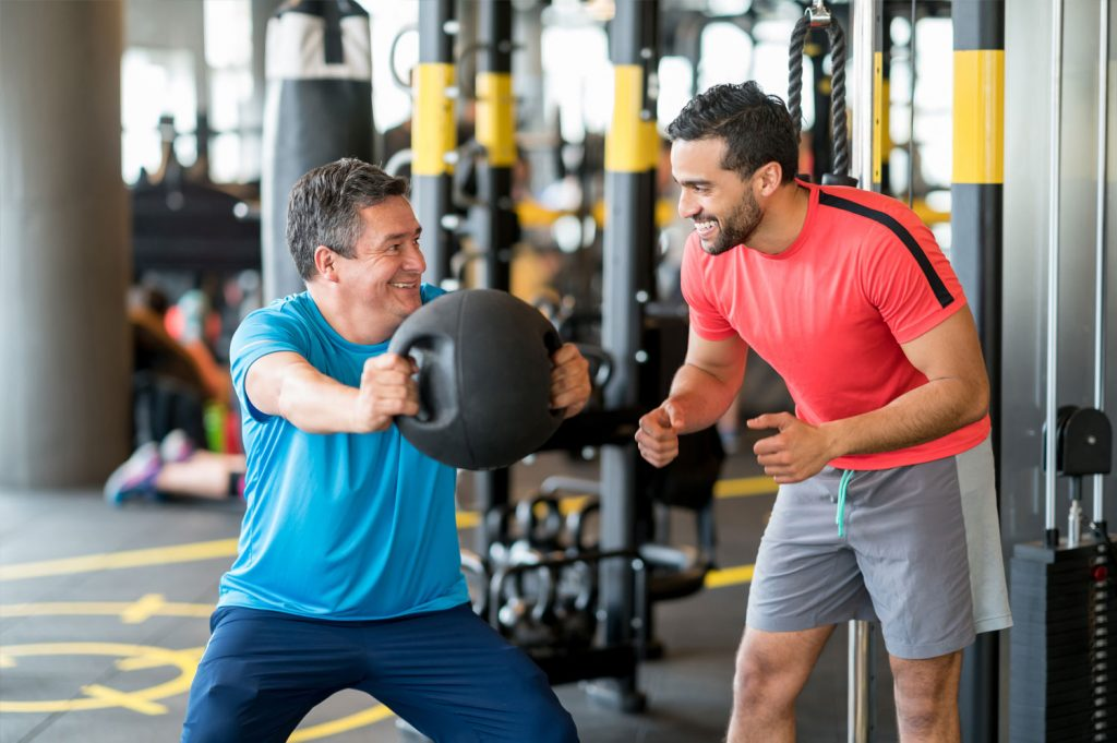 your personal trainers in peterborough will build a program designed for you