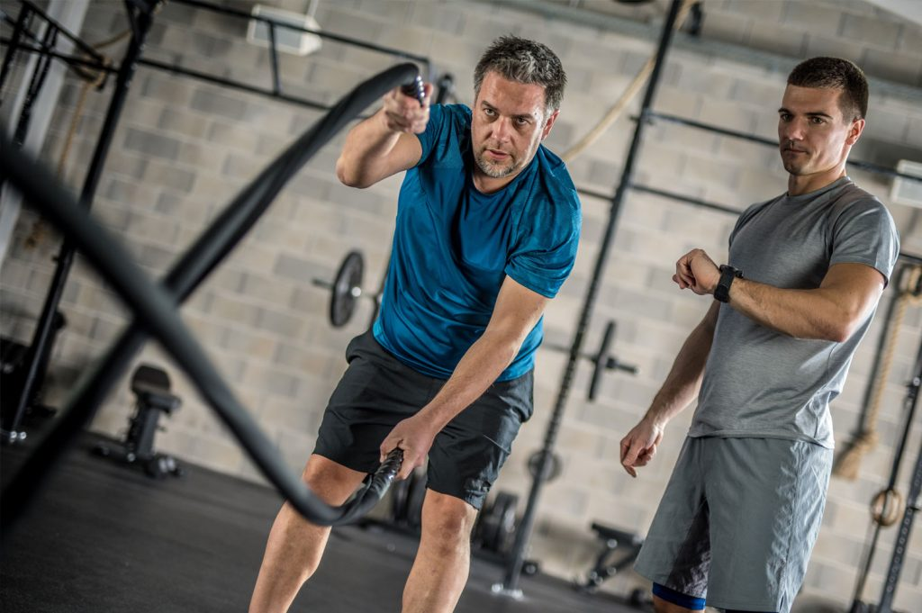 receive help and advice from your personal trainer in peterborough