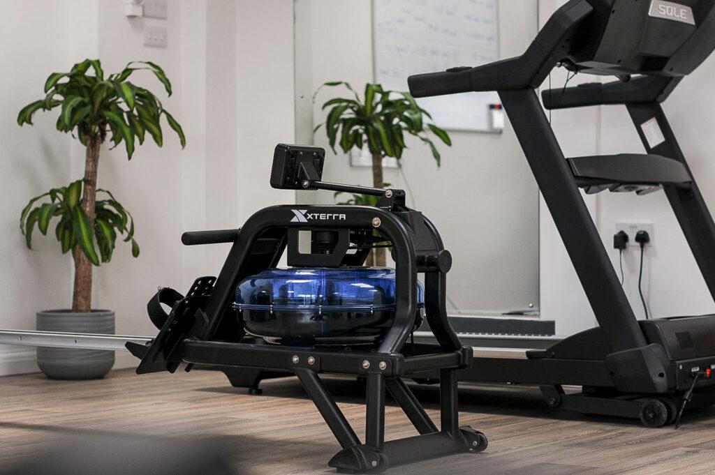 fitness equipment in our health studio peterborough