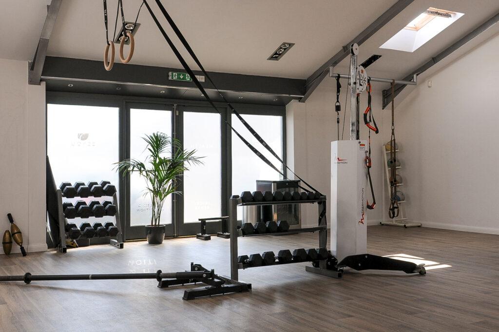 be you fitness studio