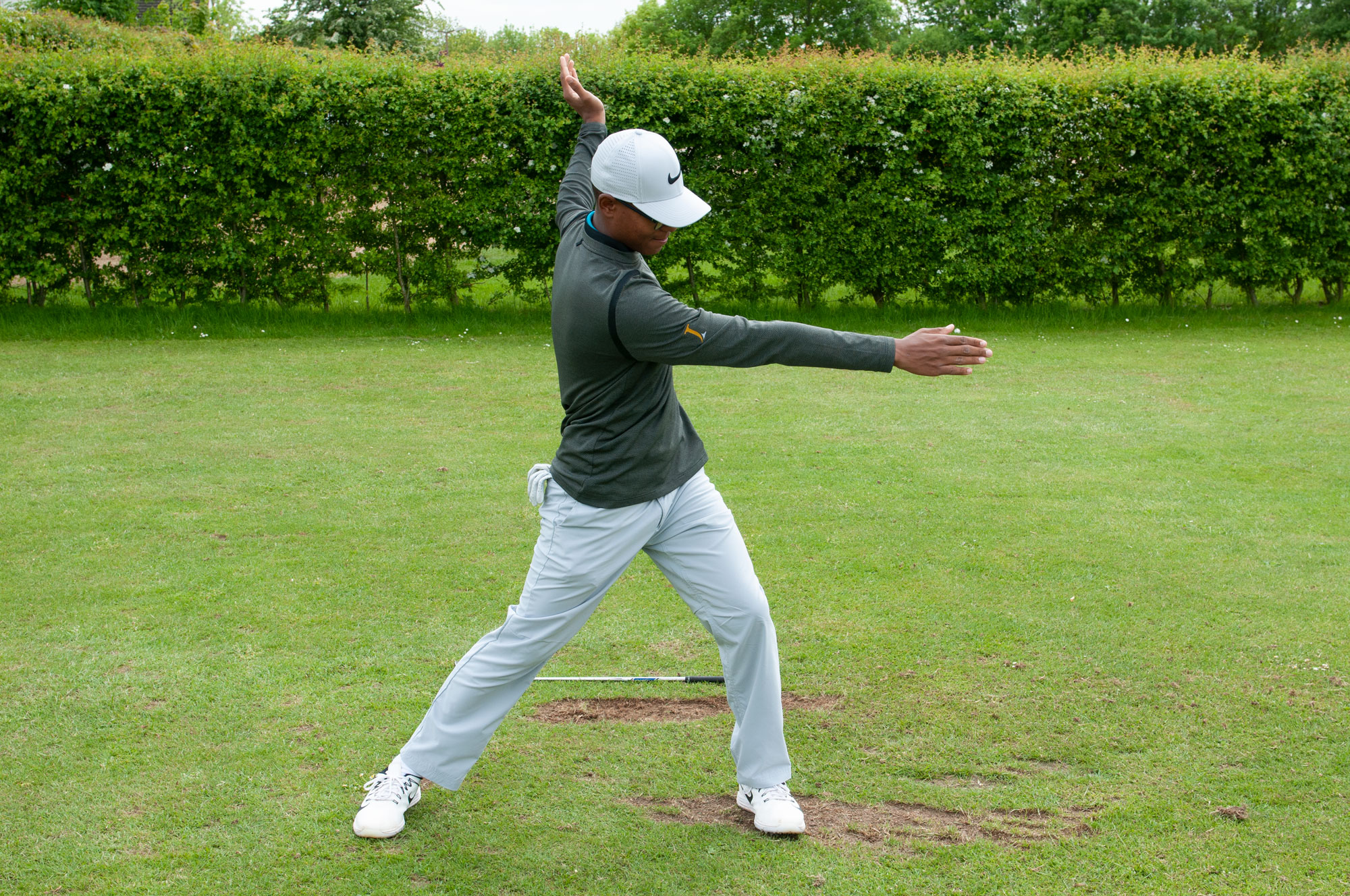 on-to-one fitness sessions with a golf fitness coach