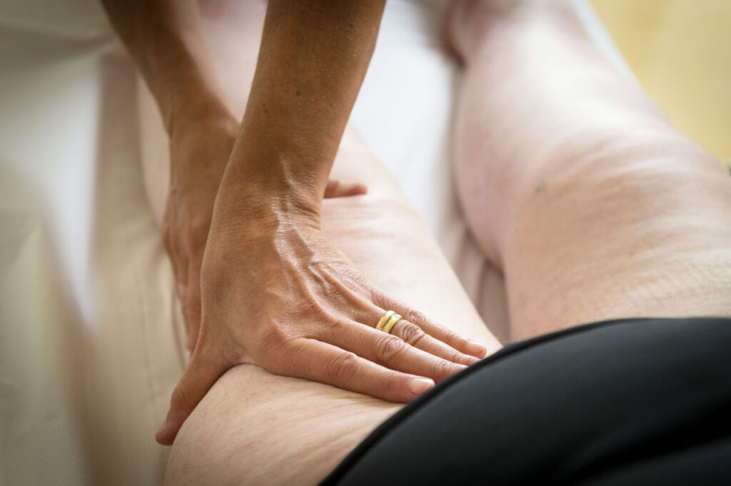 Side effects to a detox massage